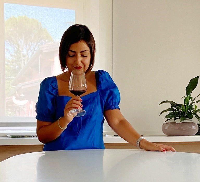 Daniela Facciani - Founder di Vivo di Vino