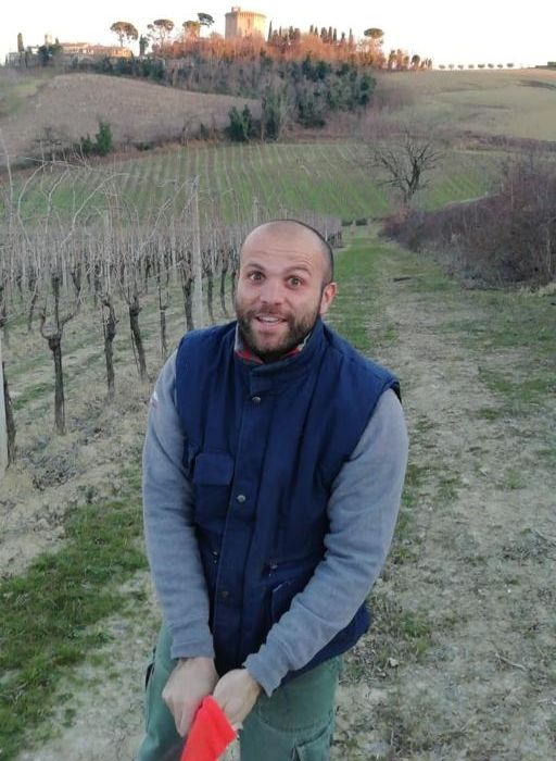 Michele Leonardi - Vignaiolo di Oriolo