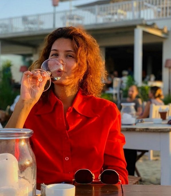Rossella The Italyanist vino