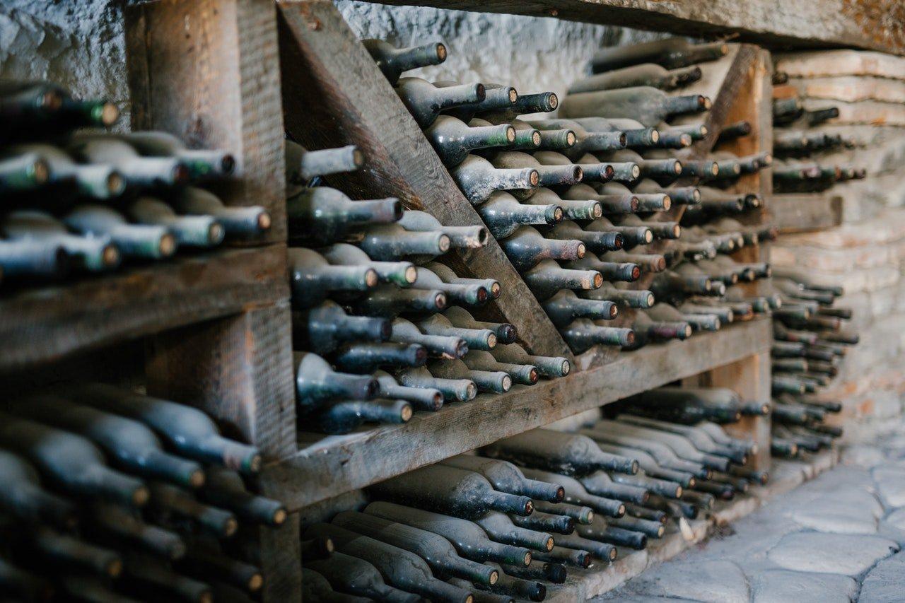 come conservare il vino